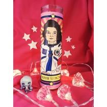 Star Girls Votive Candles: Valentina Tereshkova