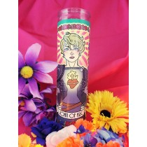 Women Who Made History Votive Candles: Joan Of Arc