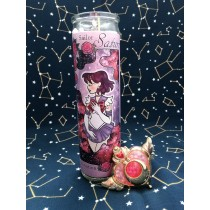 Sailor Moon Votive Candle Collection: Sailor Saturn