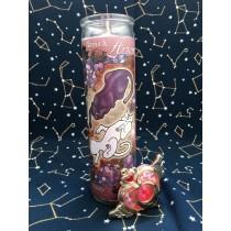 Sailor Moon Votive Candle Collection: Luna and Artemis