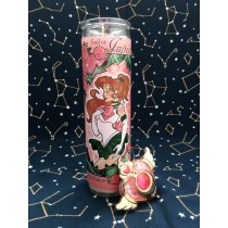 Sailor Moon Votive Candle Collection: Sailor Jupiter