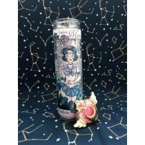 Sailor Moon Votive Candle Collection: Sailor Mercury