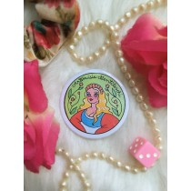 Historical Women Pin Collection: Artemisia Gentileschi