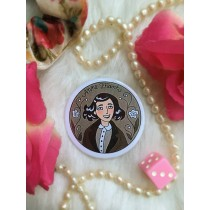 Historical Women Pin Collection: Anne Frank